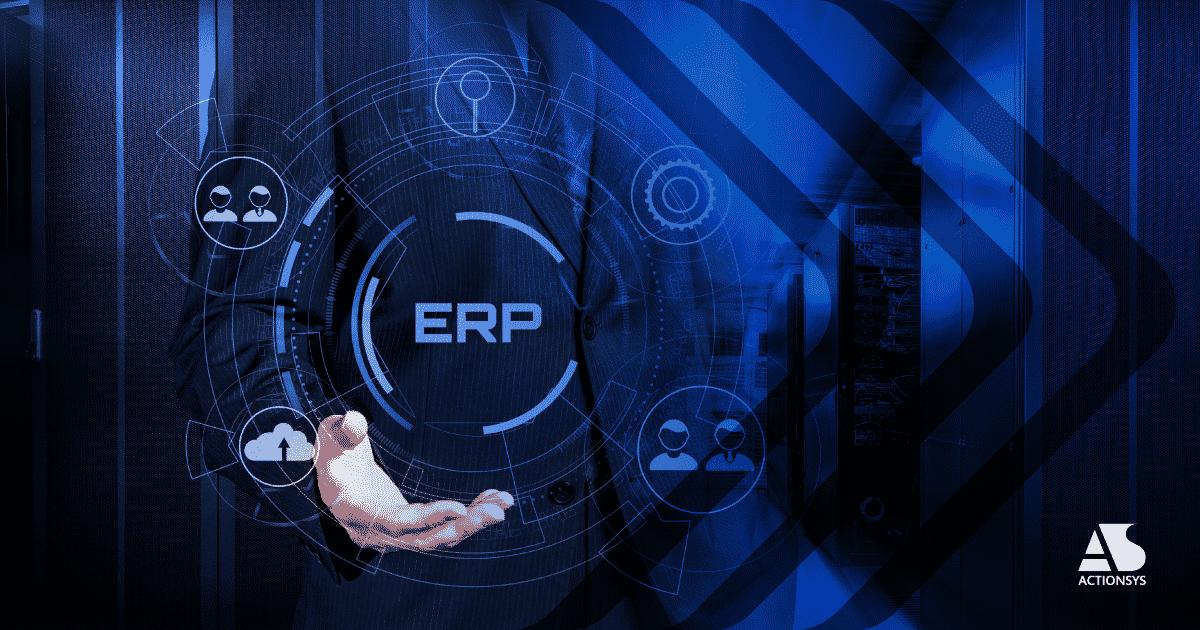 Solução ERP